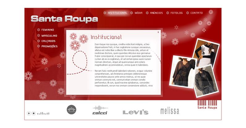 Santa Roupa