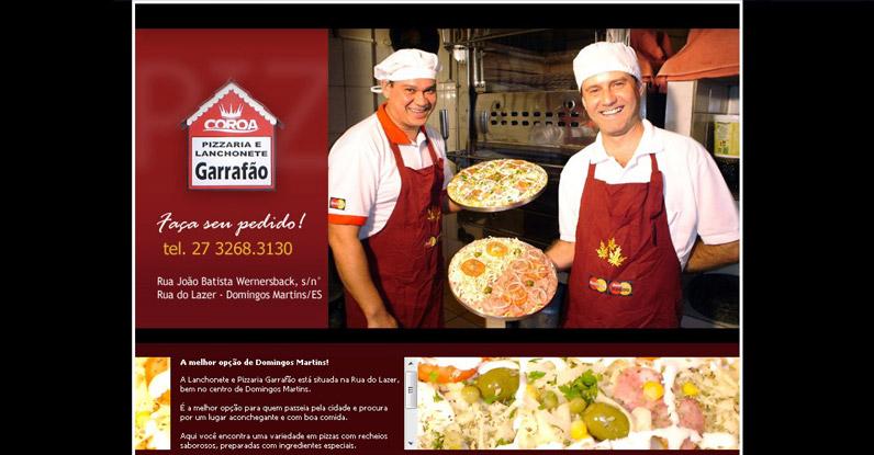 Pizzaria Garrafão