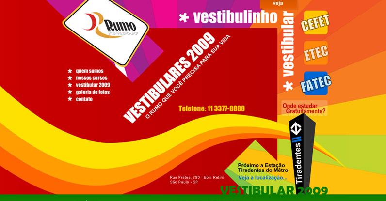 Vestibular Rumo