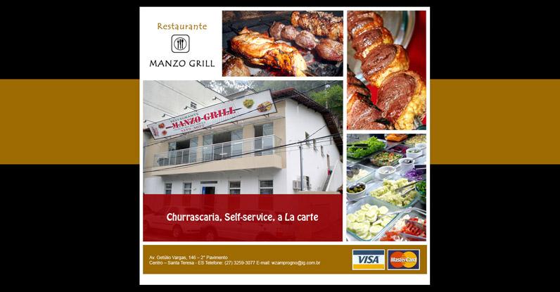 Restaurante Manzo Grill